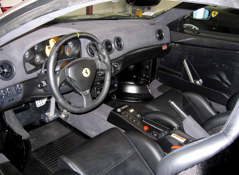 '04 Ferrari 360CS