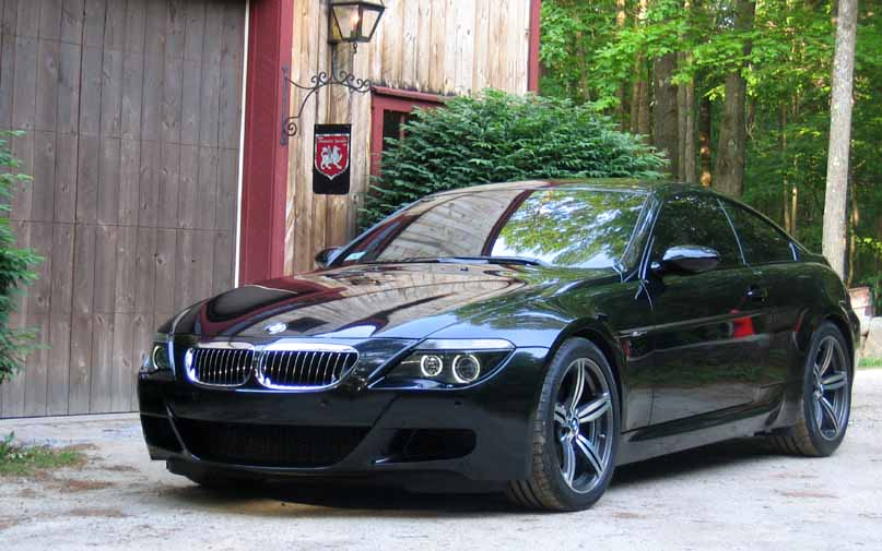 fs 2006 bmw m6 including aftermarket goodies. Black Bedroom Furniture Sets. Home Design Ideas